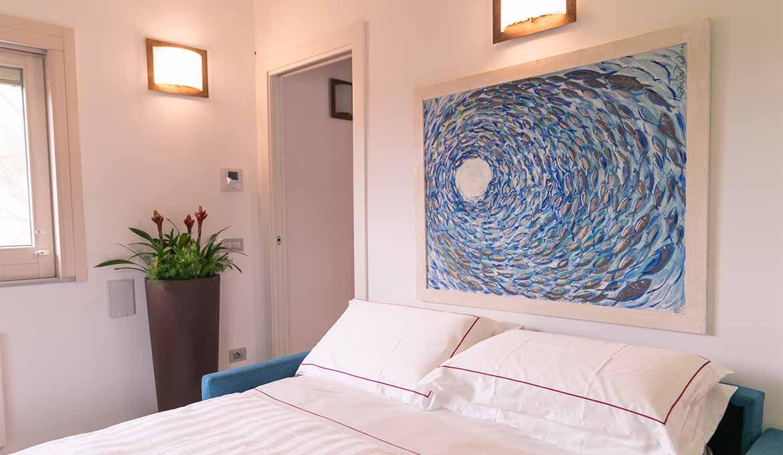 B2 Appartamento con una camera da letto e terrazza