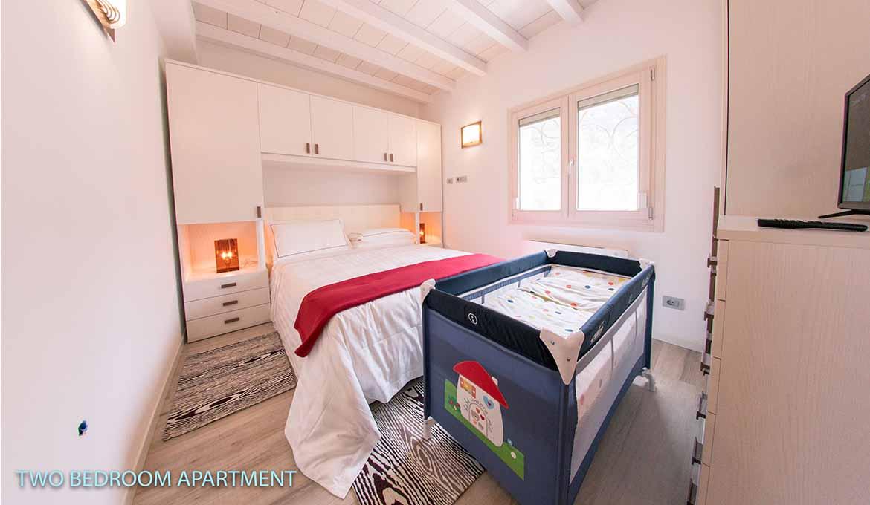 A2 Appartamento con due camere da letto