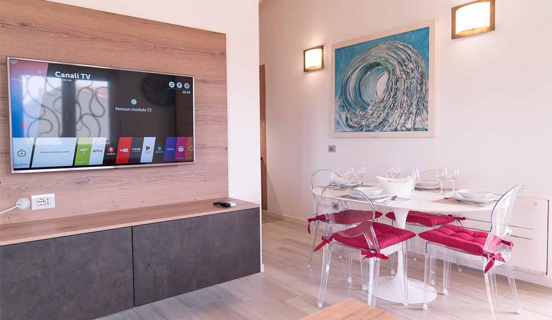 A5 Appartamento con terrazza